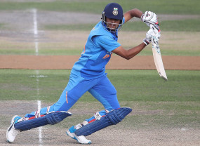 विश्व कप के लिए बूट कैम्प में हिस्सा ले रही है भारत की यू-19 टीम