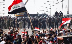 इराक में अक्टूबर से अब तक 485 लोगों की मौत, 27 हजार घायल