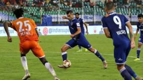 ISL-6 : चेन्नइयन को 4-3 से हराकर टॉप पर पहुंचा गोवा