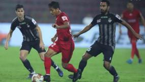 आईएसएल-6 : रॉय कृष्णा ने हैदराबाद एफसी के खिलाफ एटीके को हार से बचाया
