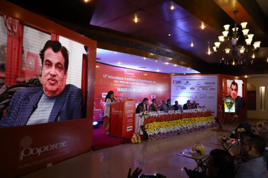 लघु पेपर उद्योगों के हित के लिए कागज निर्यात को प्रोत्साहित करना जरूरी : गडकरी