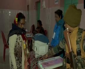 झारखंड विधानसभा चुनाव : अंतिम चरण में 71 फीसदी मतदान