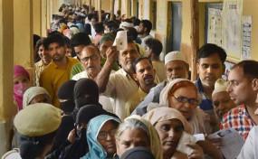 झारखंड में अंतिम चरण की वोटिंग खत्म, दर्ज किया गया 70.83% मतदान