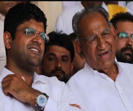 जजपा में बगावत: विधायक रामकुमार गौतम ने दिया राष्ट्रीय उपाध्यक्ष पद से इस्तीफा