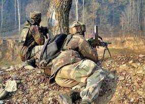 J&K: नौशेरा सेक्टर में पाक ने तोड़ा सीजफायर, सेना दे रही मुंहतोड़ जवाब