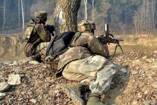 J&K: पुंछ में पाक ने तोड़ा सीजफायर, सेना ने दिया मुंहतोड़ जवाब