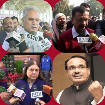 हैदराबाद: एनकाउंटर पर सामने आई राजनेताओं की प्रतिक्रिया- कहीं समर्थन तो कहीं सवाल