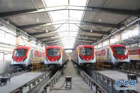 लाहौर रेल ट्रांजिट की ऑरेंज लाइन परियोजना पूरी