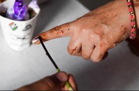 छिटपुट हिंसा के बीच झारखंड की 20 विधानसभा सीटों पर मतदान खत्म, 64.39% मतदान