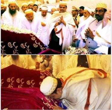 Fake News: महाराष्ट्र में हारने के बाद देवेंद्र फडणवीस ने मजार पर चादर चढ़ाई?