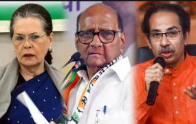 महाराष्ट्र: मंत्रालयों का बंटवारा: NCP 16, शिवसेना 14, कांग्रेस के 12 नेता बनेंगे मंत्री