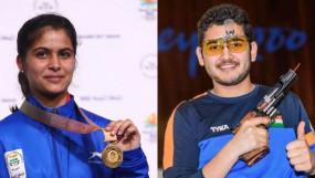 मनु और अनीश ने नेशनल शूटिंग चैंपियनशिप में जीते गोल्ड