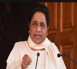 सावरकर विवाद: मायावती का कांग्रेस पर हमला, कहा- दोहरा चरित्र उजागर