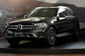 Mercedes Benz GLC फेसलिफ्ट भारत में लॉन्च, जानें इस एसयूवी की खूबियां
