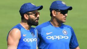 CA ने धोनी को दशक की वनडे और विराट को टेस्ट टीम का कप्तान बनाया