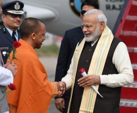 नमामि गंगे : मोदी की अध्यक्षता में गंगा पर मंथन शुरू