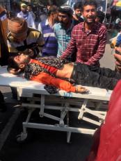 पुरानी रंजिश पर दिन दहाड़े बीच सड़क पर युवक को उतारा दिया मौत के घाट