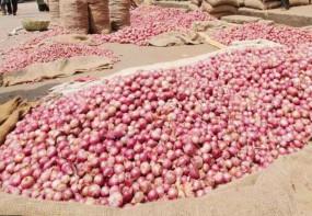 अफगानिस्तान से बढ़ी प्याज की आपूर्ति, दिल्ली में 23 फीसदी घटे दाम