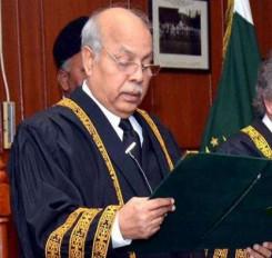 पाकिस्तान: गुलजार अहमद बने देश के 27वें चीफ जस्टिस, संभाला कार्यभार