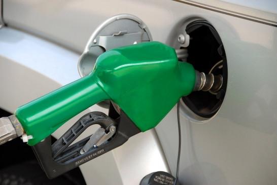 पेट्रोल के दाम में वृद्धि तीसरे दिन जारी, डीजल स्थिर