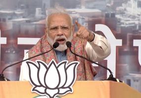 मोदी बोले- CAA भारत के किसी नागरिक के लिए नहीं, चाहे वह हिंदू हो या मुसलमान