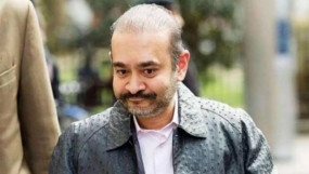 पीएनबी घोटाले का आरोपीनीरव मोदी भगौड़ा आर्थिक अपराधी घोषित