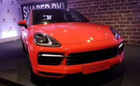 Porsche Cayenne Coupe भारत में हुई लॉन्च, जानें कीमत और फीचर्स