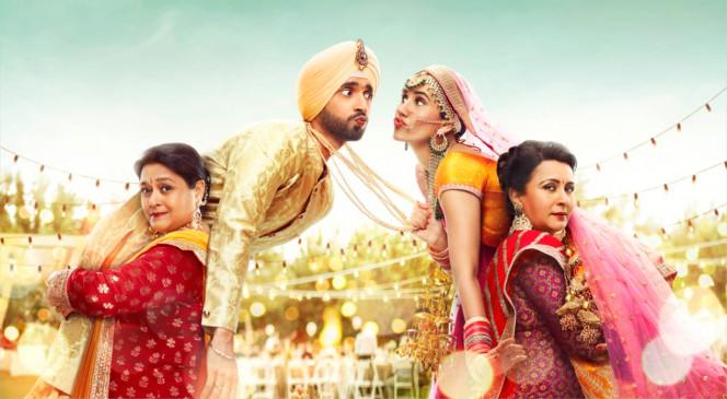 सनी-सोनाली की अगली फिल्म 'जय मम्मी दी' का पहला पोस्टर हुआ रिलीज