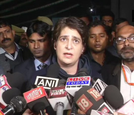 प्रियंका गांधी का CM योगी पर हमला, कहा- आरोपियों को बचा रही है सरकार