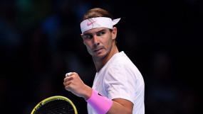 नडाल ने रिकॉर्ड 5वीं बार जीता मुबादला वर्ल्ड टेनिस चैंपियनशिप का खिताब