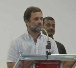 वायनाड में बोले राहुल- BJP के दर्ज कराए केस मेरे लिए मेडल की तरह