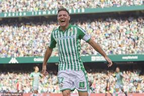 स्पेनिश लीग में हैट्रिक लगाने वाले सबसे उम्रदराज खिलाड़ी बने जाओक्वीन