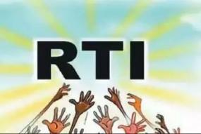 RTI में खुलासा, भ्रष्टाचार मामले में पुलिस विभाग आगे, राजस्व विभाग को पछाड़ा
