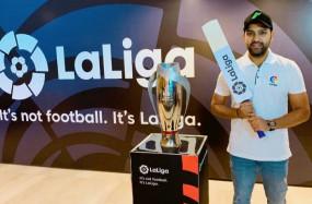 रोहित ने कहा- IPL की तरह ISL भी बेहतरीन प्रतिभाओं को लेकर आया है