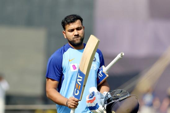 रोहित ने कहा- टी-20 वर्ल्ड कप अभी दूर, वेस्टइंडीज के खिलाफ सीरीज जीतना लक्ष्य