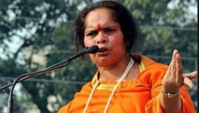 साध्वी प्राची का राहुल पर तंज, कहा- नक्सलवाद, आतंकवाद, बलात्कार यह सब नेहरू खानदान की देन