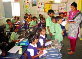 कटघरे में नई शिक्षा नीति, स्टूडेंट्स की संख्या से तय होगा शिक्षकों का वेतन
