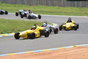 एक्स-1 रेसिंग लीग का दूसरा राउंड रविवार को