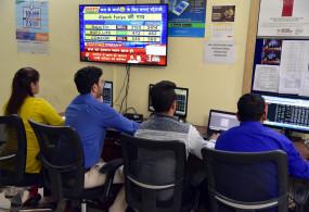कमजोर विदेशी संकेतों से घरेलू बाजार में सुस्त कारोबार