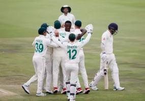 साउथ अफ्रीका ने पहले टेस्ट मैच में इंग्लैंड को 107 रनों से हराया, सीरीज में 1-0 की बढ़त बनाई