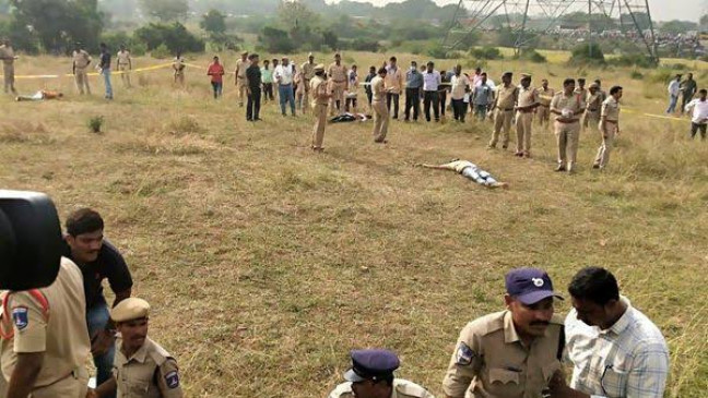 एनकाउंटर: तेलंगाना हाईकोर्ट का आदेश, चारों आरोपियों के शव को 13 तारीख तक रखे सुरक्षित