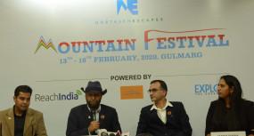 गुलमर्ग मे फरवरी में होगा देश का पहला माउंटेन स्पोटर्स फेस्टिवल