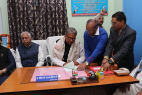 नरसिंहपुर के युवाओं को मिलेगी बड़ी सौगात -सांसद विवेक तन्खा की योजना
