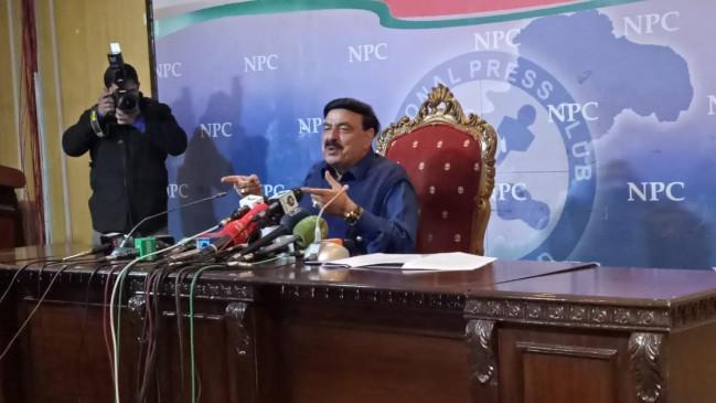 ऐसा कोई राजनेता नहीं जो फौज की नर्सरियों में पला-बढ़ा न हो : पाकिस्तानी मंत्री