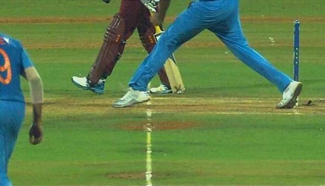 भारत-विंडीज सीरीज में पैर की नो बॉल पर थर्ड अंपायर लेगा फैसला