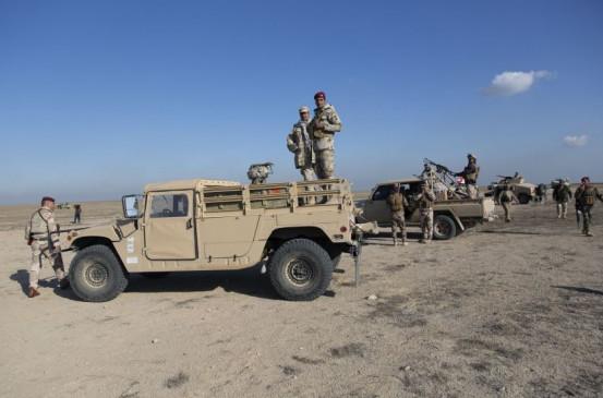 इराक, सीरिया में ईरान-समर्थित मिलिशिया पर अमेरिकी हमला, 25 की मौत