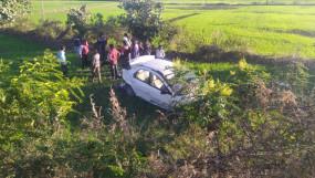 विदिशा तहसीलदार की सड़क दुर्घटना में दर्दनाक मौत