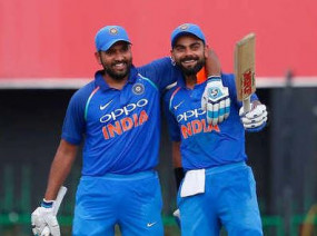साल 2019 के अंत में वनडे रैंकिंग में टॉप पर रहे कोहली और रोहित