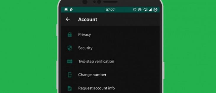 WhatsApp ने डार्क मोड फीचर रोलआउट करना किया शुरु ! जानें इसके फायदे