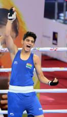 महिला मुक्केबाजी : सोनिया चहल, मीना कुमारी देवी राष्ट्रीय चैम्पियनशिप के सेमीफाइनल में